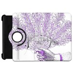 Panic At The Disco Kindle Fire HD Flip 360 Case Front