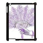 Panic At The Disco Apple iPad 3/4 Case (Black) Front