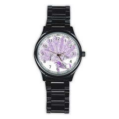 Panic At The Disco Stainless Steel Round Watch