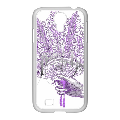 Panic At The Disco Samsung GALAXY S4 I9500/ I9505 Case (White)