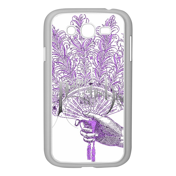 Panic At The Disco Samsung Galaxy Grand DUOS I9082 Case (White)