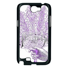 Panic At The Disco Samsung Galaxy Note 2 Case (Black)