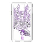 Panic At The Disco Samsung Galaxy Note 3 N9005 Case (White) Front