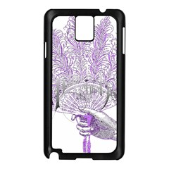 Panic At The Disco Samsung Galaxy Note 3 N9005 Case (Black)