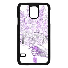 Panic At The Disco Samsung Galaxy S5 Case (Black)