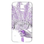 Panic At The Disco Samsung Galaxy S5 Back Case (White) Front