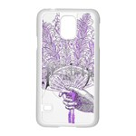 Panic At The Disco Samsung Galaxy S5 Case (White) Front