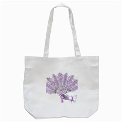 Panic At The Disco Tote Bag (white)