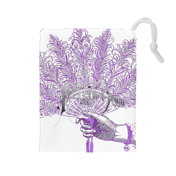 Panic At The Disco Drawstring Pouches (Large)