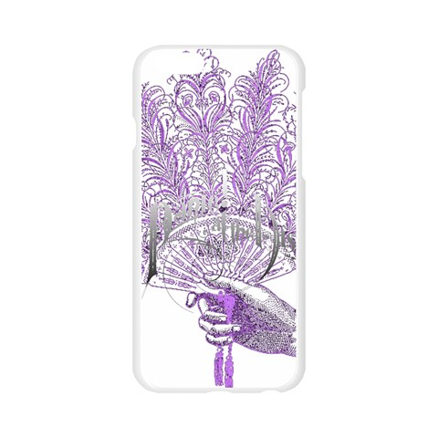 Panic At The Disco Apple Seamless iPhone 6/6S Case (Transparent)