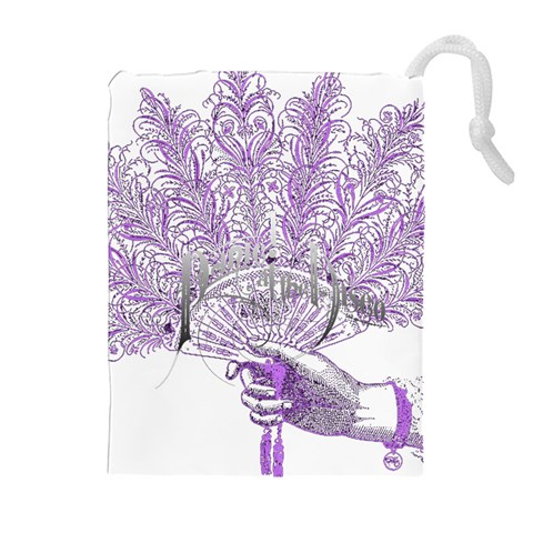 Panic At The Disco Drawstring Pouches (Extra Large)