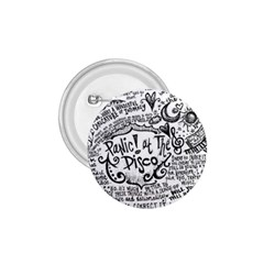Panic! At The Disco Lyric Quotes 1.75  Buttons