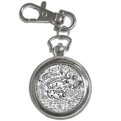 Panic! At The Disco Lyric Quotes Key Chain Watches