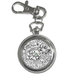 Panic! At The Disco Lyric Quotes Key Chain Watches Front
