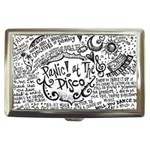 Panic! At The Disco Lyric Quotes Cigarette Money Cases Front