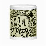 Panic! At The Disco Lyric Quotes Night Luminous Mugs Center