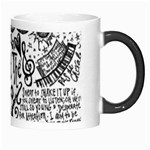 Panic! At The Disco Lyric Quotes Morph Mugs Right