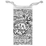 Panic! At The Disco Lyric Quotes Jewelry Bags Front