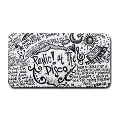 Panic! At The Disco Lyric Quotes Medium Bar Mats