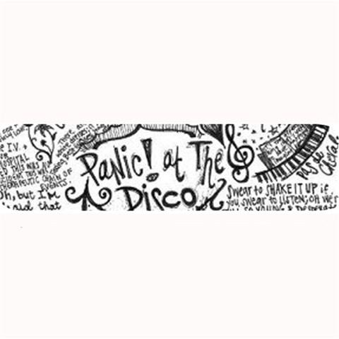 Panic! At The Disco Lyric Quotes Large Bar Mats