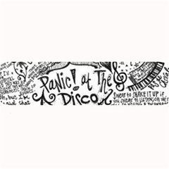 Panic! At The Disco Lyric Quotes Large Bar Mats