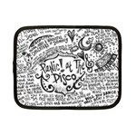 Panic! At The Disco Lyric Quotes Netbook Case (Small)  Front