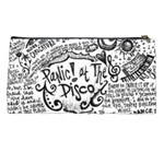 Panic! At The Disco Lyric Quotes Pencil Cases Back