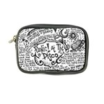 Panic! At The Disco Lyric Quotes Coin Purse Front