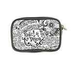 Panic! At The Disco Lyric Quotes Coin Purse Back
