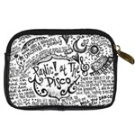 Panic! At The Disco Lyric Quotes Digital Camera Cases Back