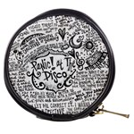 Panic! At The Disco Lyric Quotes Mini Makeup Bags Front