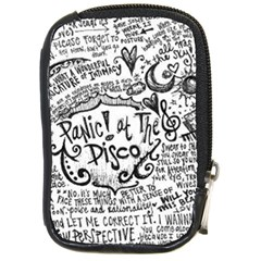 Panic! At The Disco Lyric Quotes Compact Camera Cases