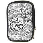 Panic! At The Disco Lyric Quotes Compact Camera Cases Front