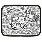 Panic! At The Disco Lyric Quotes Netbook Case (XXL)  Front