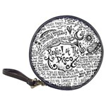 Panic! At The Disco Lyric Quotes Classic 20-CD Wallets Front