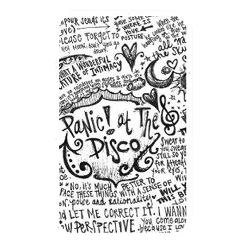 Panic! At The Disco Lyric Quotes Memory Card Reader