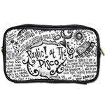 Panic! At The Disco Lyric Quotes Toiletries Bags Front
