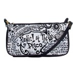 Panic! At The Disco Lyric Quotes Shoulder Clutch Bags Front