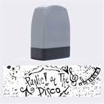 Panic! At The Disco Lyric Quotes Name Stamps 1.4 x0.5  Stamp