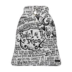Panic! At The Disco Lyric Quotes Bell Ornament (2 Sides)