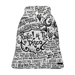 Panic! At The Disco Lyric Quotes Bell Ornament (2 Sides) Back