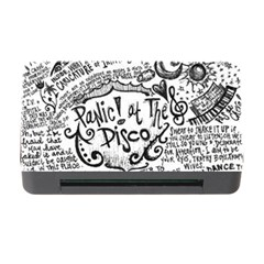 Panic! At The Disco Lyric Quotes Memory Card Reader With Cf