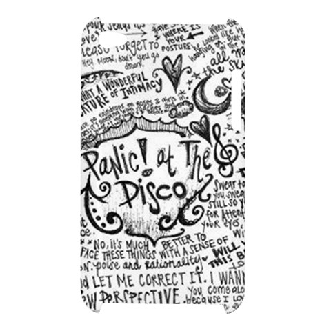 Panic! At The Disco Lyric Quotes Apple iPod Touch 4
