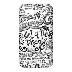 Panic! At The Disco Lyric Quotes HTC Rhyme