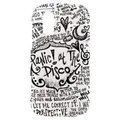 Panic! At The Disco Lyric Quotes HTC Amaze 4G Hardshell Case