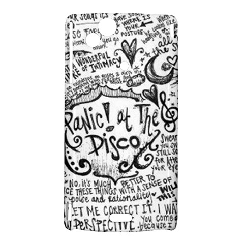Panic! At The Disco Lyric Quotes Sony Xperia Arc