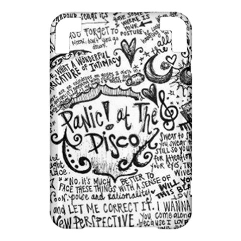 Panic! At The Disco Lyric Quotes Kindle 3 Keyboard 3G