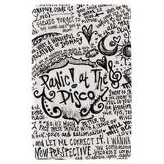 Panic! At The Disco Lyric Quotes Kindle Fire (1st Gen) Hardshell Case