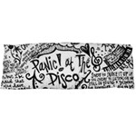 Panic! At The Disco Lyric Quotes Body Pillow Case Dakimakura (Two Sides) Back