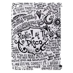 Panic! At The Disco Lyric Quotes Apple iPad 3/4 Hardshell Case (Compatible with Smart Cover)